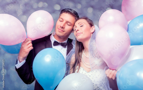 wedding love couple