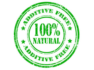 Additive free stamp