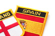 england and spain