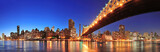 Queensboro Bridge and Manhattan