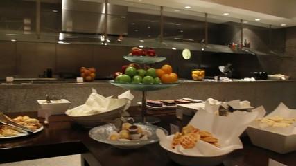 Bufet de Hotel