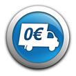 livraison gratuite sur bouton bleu