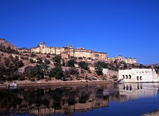Amber Fort, Amber, Rajasthan, India © Arena Photo UK