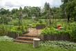 jardin des six sens,  Wesserling, Vosges, Alsace, 68, Haut Rhin