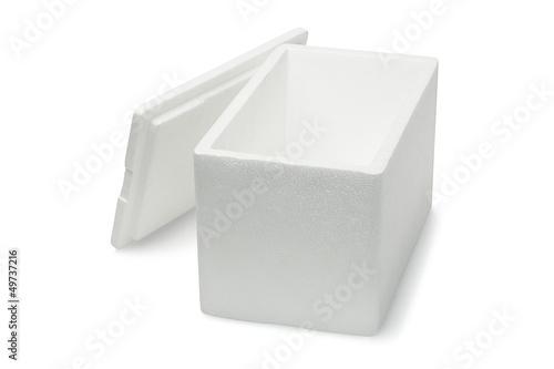Styrofoam Storage Box