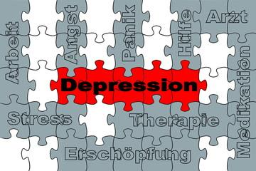 Puzzle, Depression