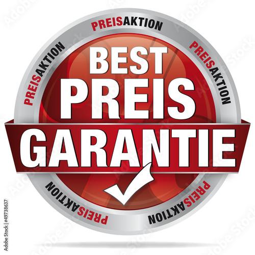 Bestpreis - Garantie - Preisaktion