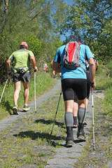 Trail en Italie