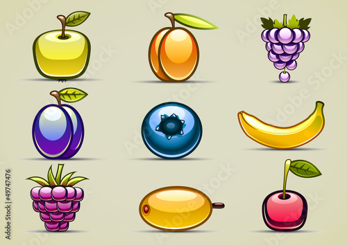 fruits collection two