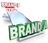 Weighing Benefits of Two Brands Choosing Best Product