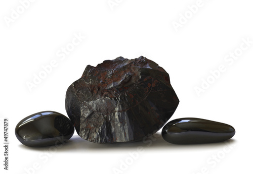 Hematite - polished and natural