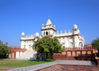Jaswant Thada mausoleum in India