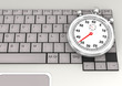 Keyboard Stopwatch