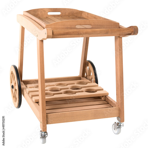 cart for waiters