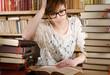 Studieren mit Büchern