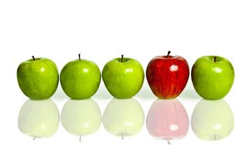 Apfel | Äpfel | Grüner Apfel | Obst