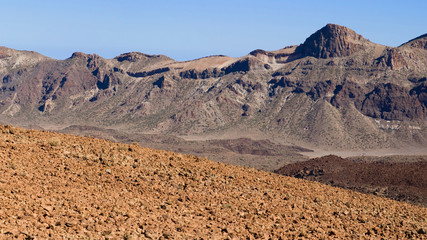 Caldera of Mount Teide