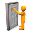 Frontdoor Knocking