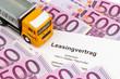 Leasingvertrag für neuen Lastwagen