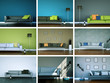 Sofasammlung - 9 Sofadesigns