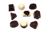 chocolate confectionery poster