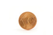 1-Cent Münze - Euro