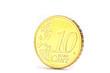 10-Cent Münze - Euro