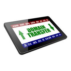 tablet domaintransfer I