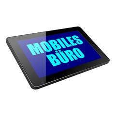 tablet mobiles büro I