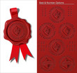 Wax Seal - Warranty & Safety Seal
