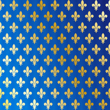 Fleurs de lys - wallpaper