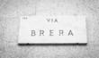 Brera street