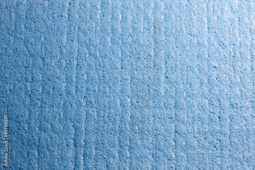 Rubber sponge background texture closeup