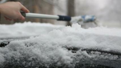 clear  snow  car  05