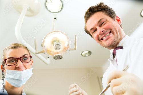 treatment at dentist from perspective of patient