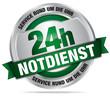 24h-Notdienst - Service rund um die Uhr