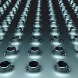 Nanomaterial - 3D Render