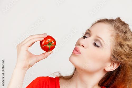 küss die Tomate