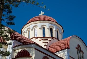 Греческая христианская церковь.