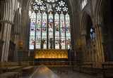 The Cathedral of St Wilfred in Ripon Yorkshire England