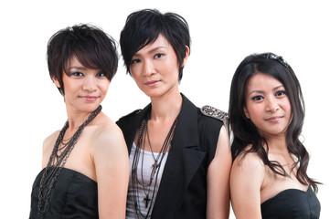 Asian pop girls