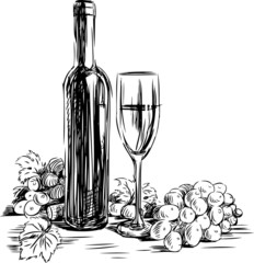 grape wine