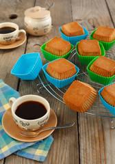 Chestnuts muffins