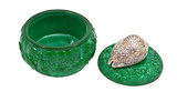 Malachite small box