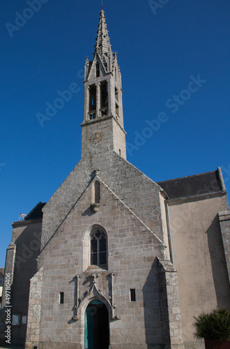 L'église saint Thomas Becket