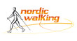 nordic walking header ornage