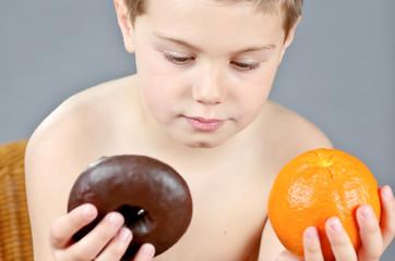 donuts or orange