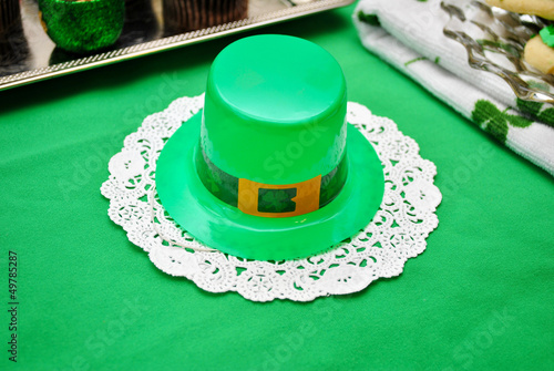 Irish Hat Decoration