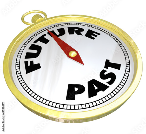 Future Past Compass Lead You to New Opportunity