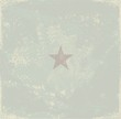 Retro star background